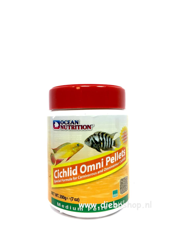 On Cichlid Omni Pellets Medium