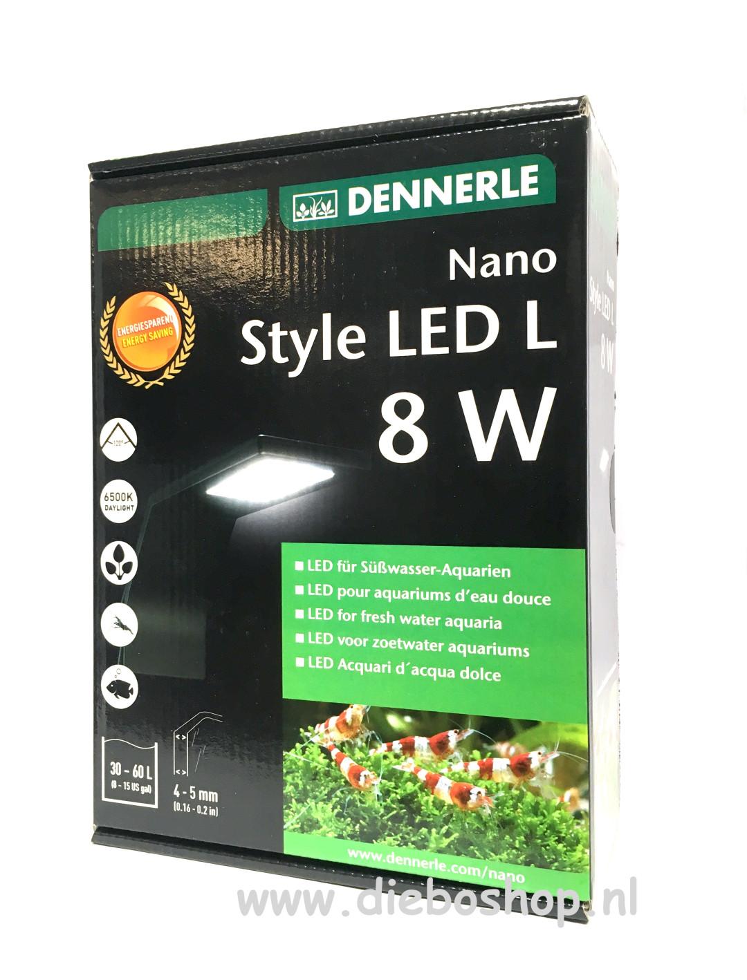 Dennerle Nano Style Led 8 W