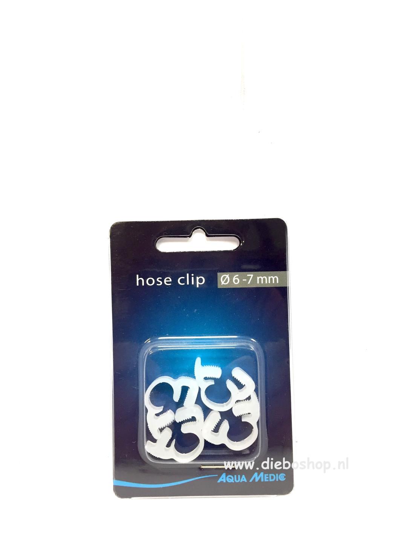 Aqua Medic Hose Clips 6/7 mm