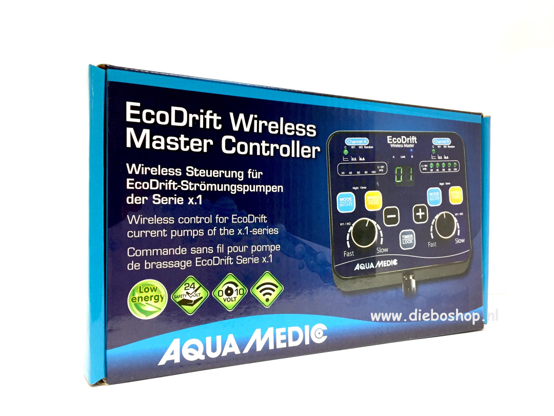 Aqua Medic Co2 Ecodrift Wireless Master