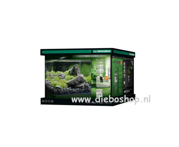 Dennerle Nano Scapers Tank Basic Led