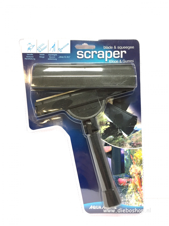 Aqua Medic Scraper