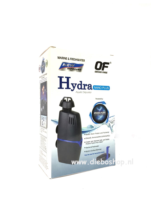 Hydra Ocean Free Binnenfilter Nano