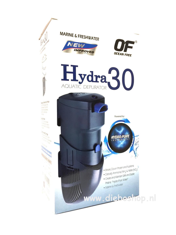 Hydra Ocean Free Binnenfilter 30