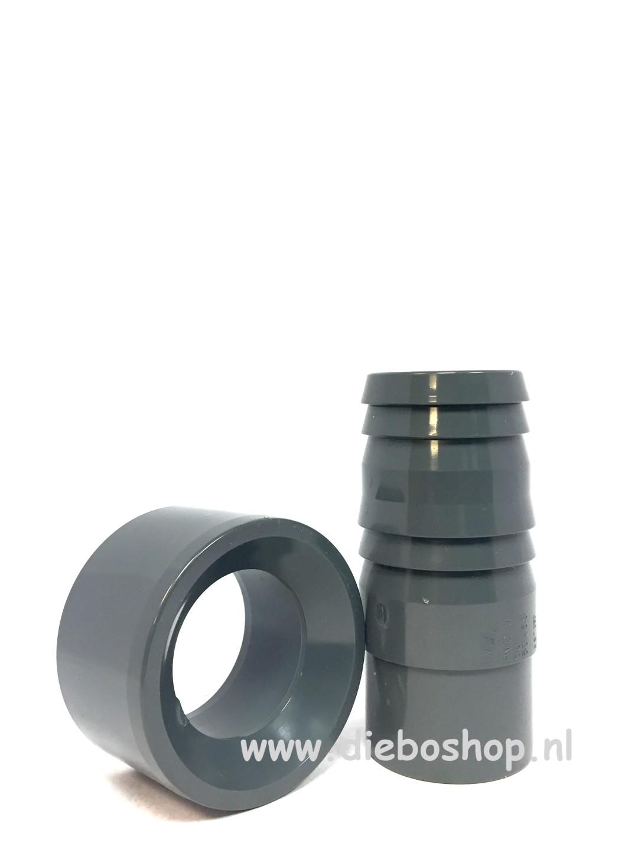 SF Pondclear Slangtule 75-50 mm