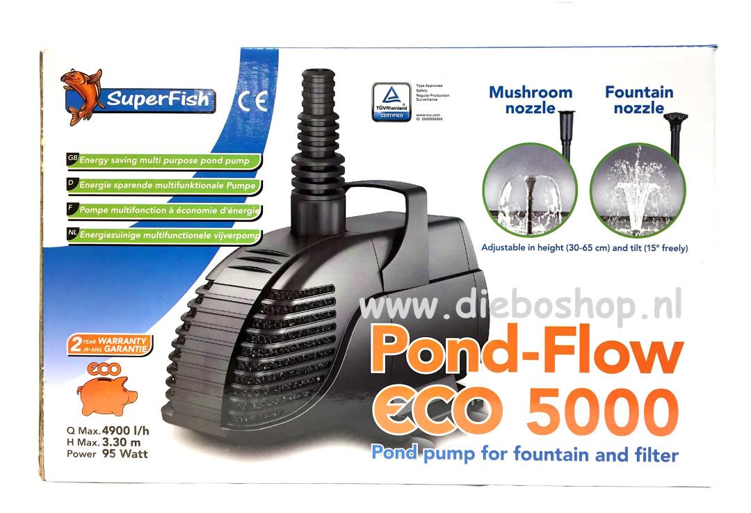 SF Pond Flow Eco 5000