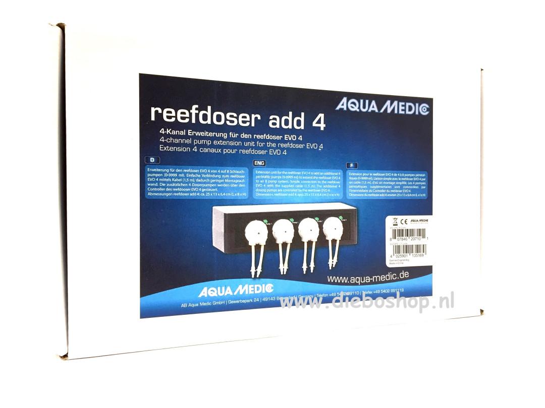 Aqua Medic Reefdoser Add 4