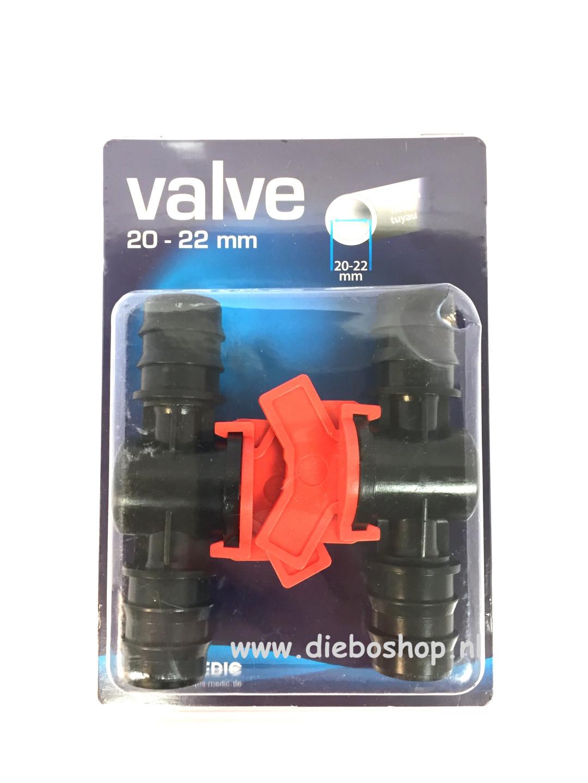 Aqua Medic Valve 20-22 mm