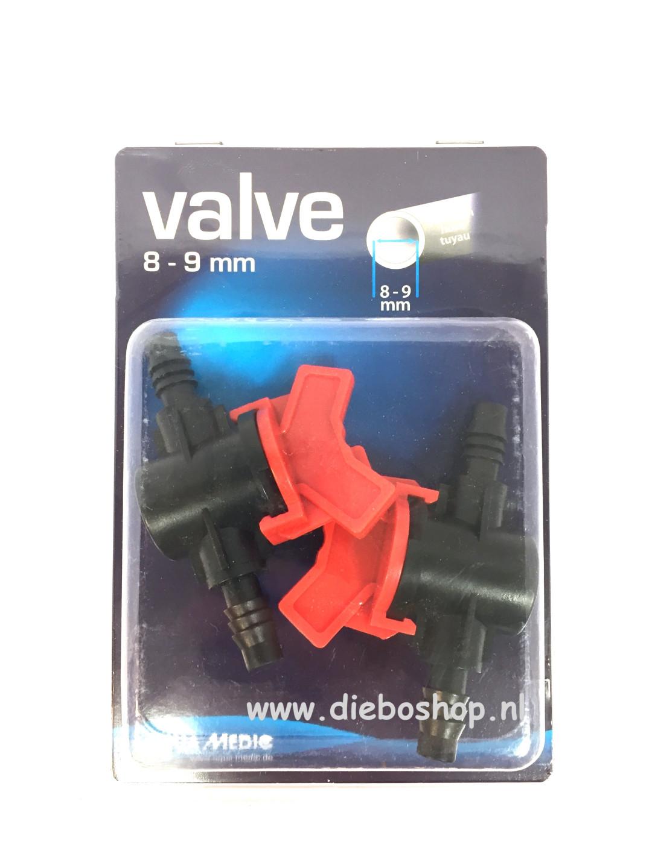 Aqua Medic Valve 8-9 mm