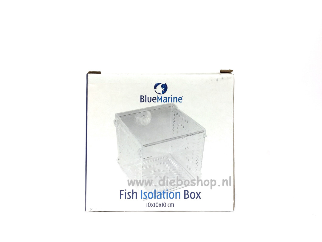 Blue Marine Fish Quarantine Box