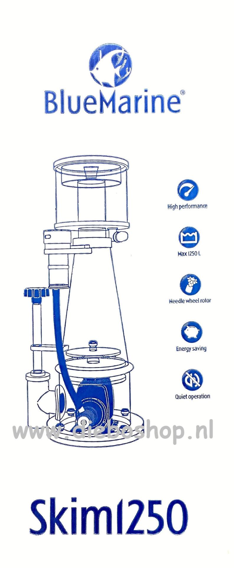 Blue Marine Sump Skimmer 1250L