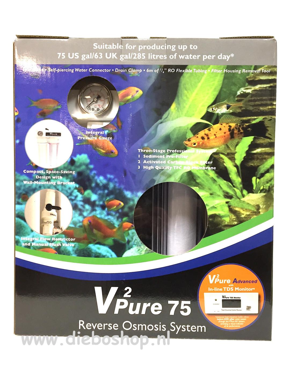 Tmc V2Pure 75 Advanced Osmosis System