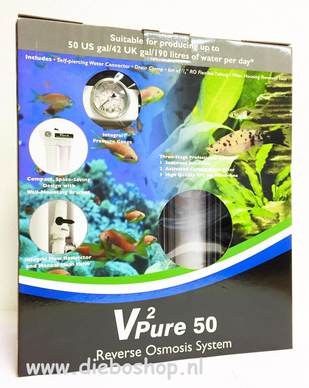 Tmc V2Pure 50 Reverse Osmosis System