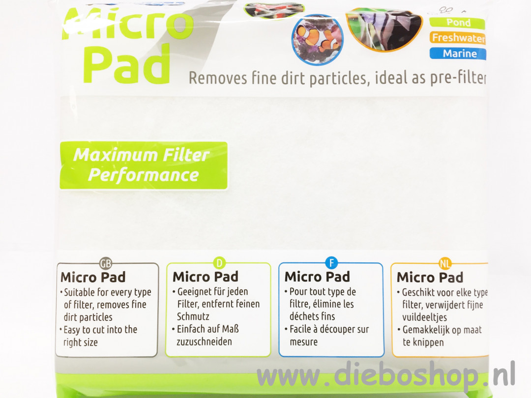 SF Micro Pad 45X25 cm
