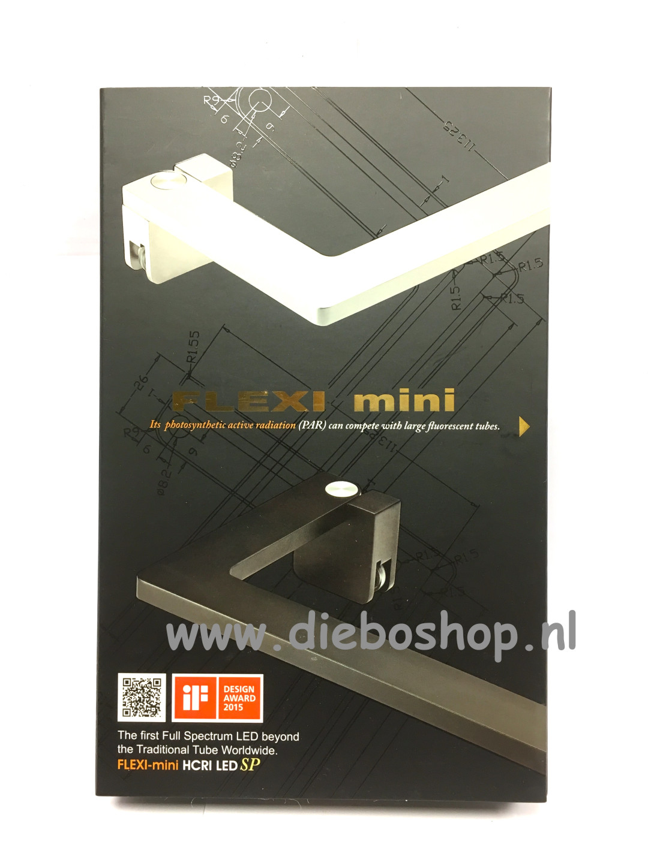 Flexi Mini Led Silver