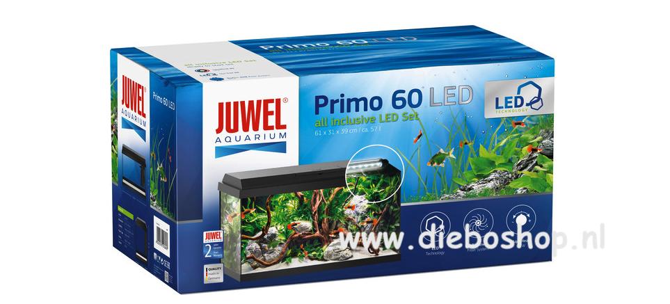 Juwel Primo 60 Zwart