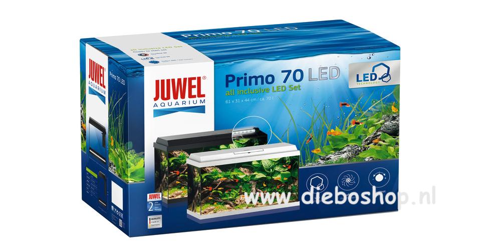 Juwel Primo 70 Zwart