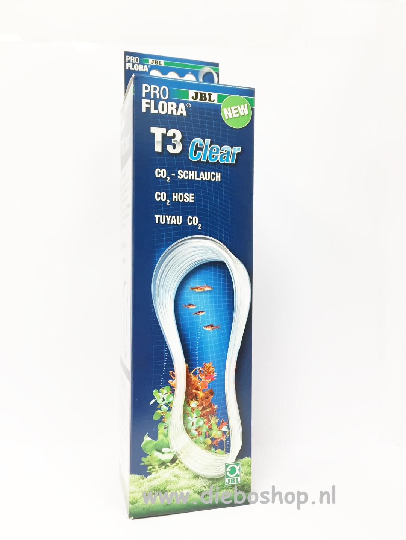JBL Proflora T3 Clear Co2 Slang