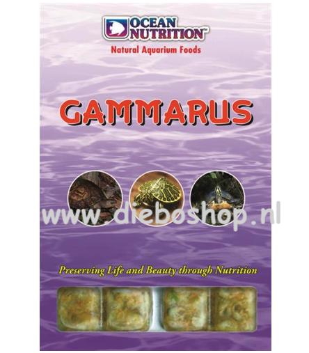 On Blister Gammarus