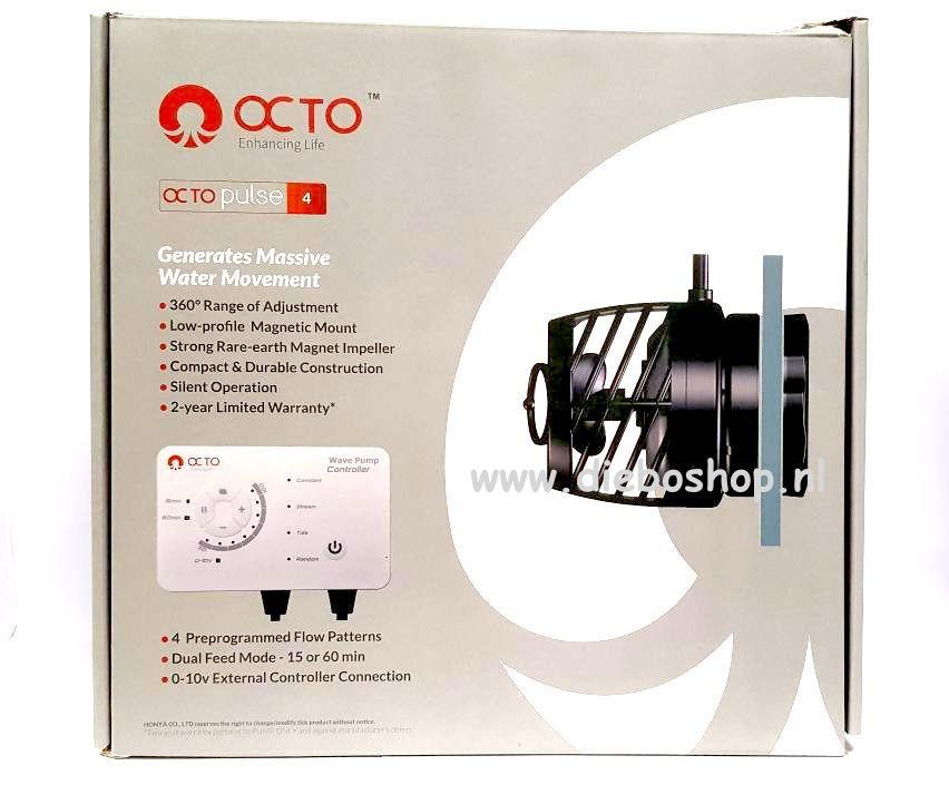 Octo Pulse Op-4 Wave