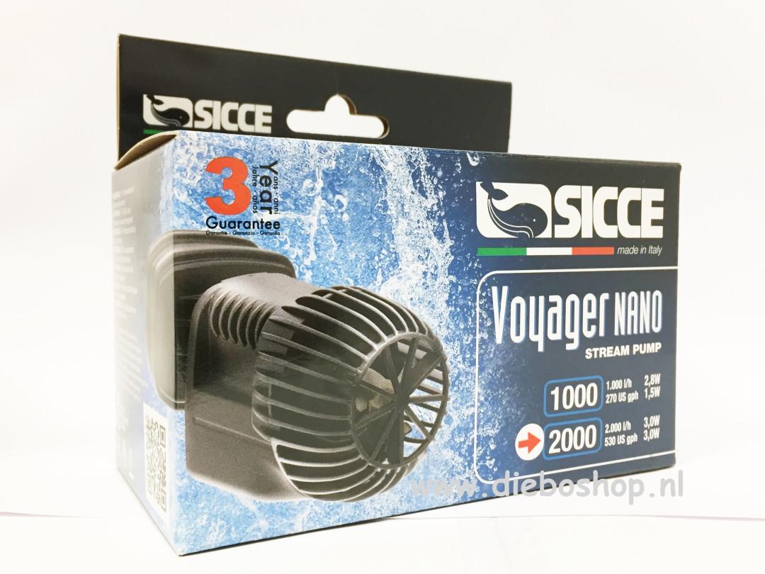Sicce Nano Voyager 2000 L/H