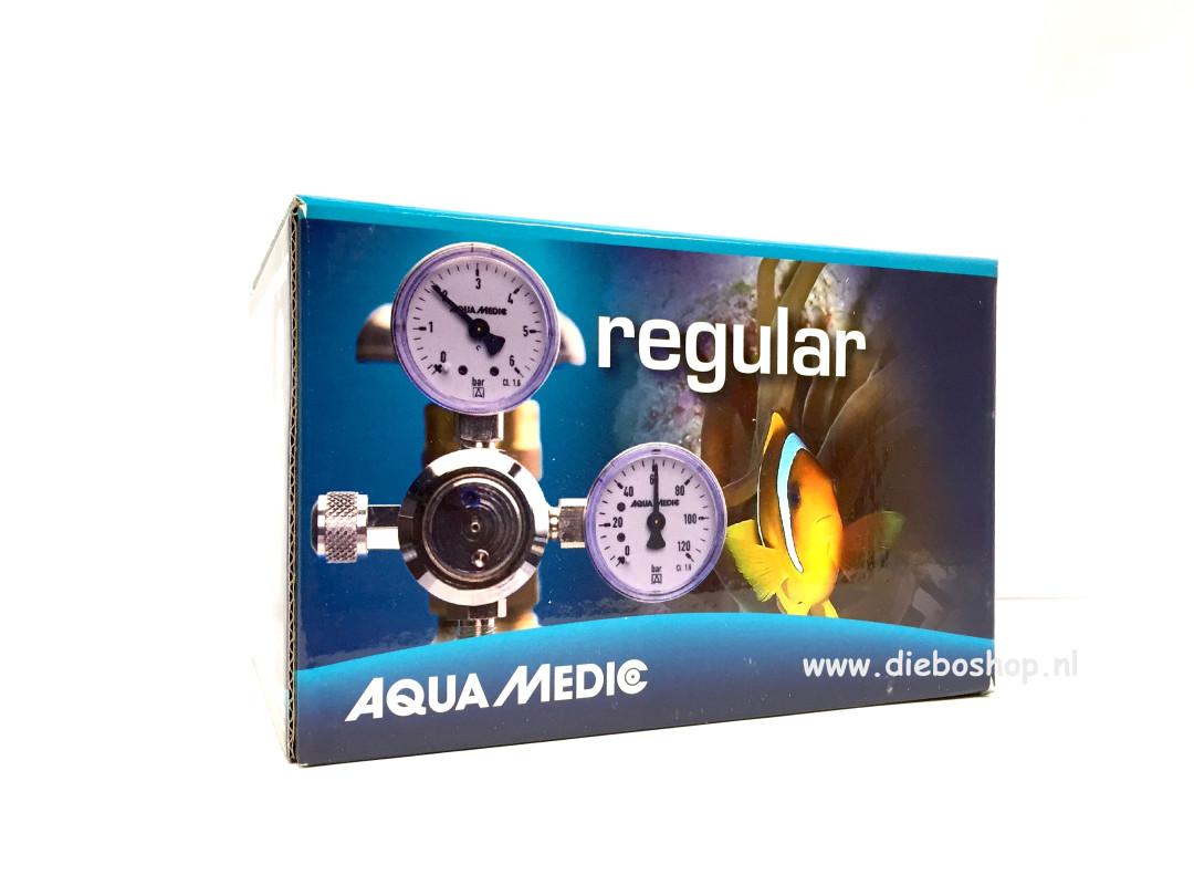 Aqua Medic Co2 Drukregelaar