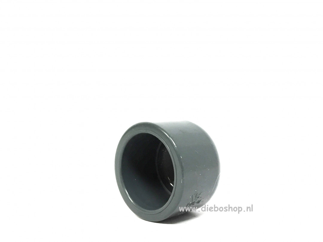 Pvc Afsluitkap 1X Inwendig Lijm 32mm