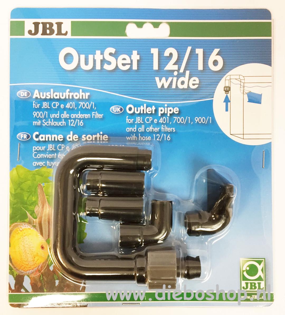 JBL Outset Wide 12/16mm