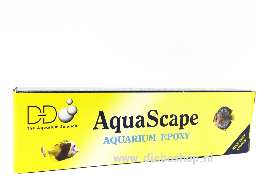 D-D Aqua Scape Construction Epoxy Grijs