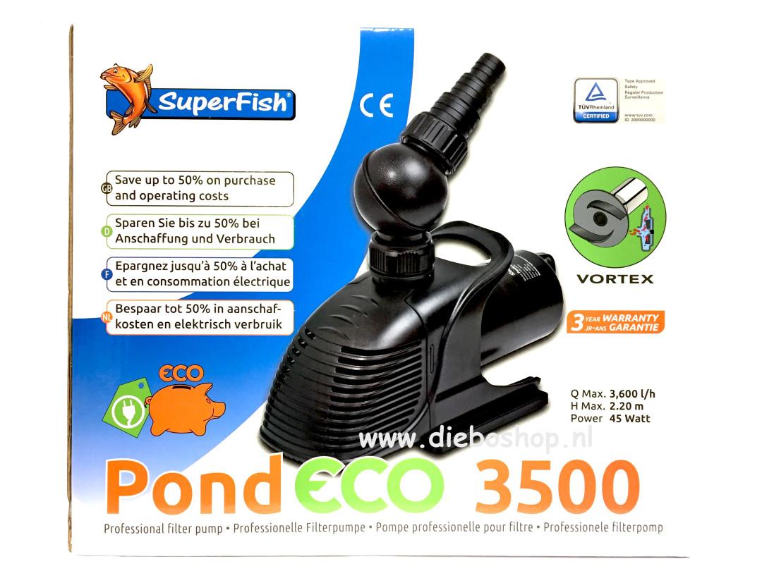 SF Pond Eco 3500