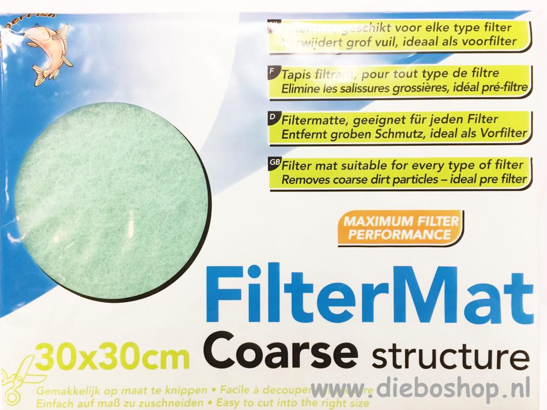 SF Filtermat Grof 30X30 cm