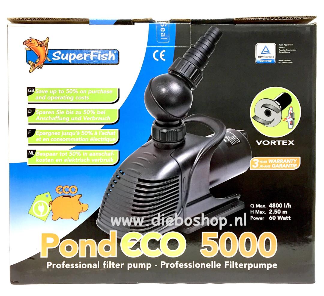 SF Pond Eco 5000