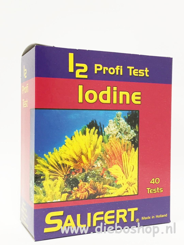Salifert Profi Test Iodine
