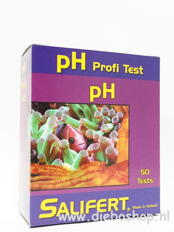 Salifert Profi Test Ph