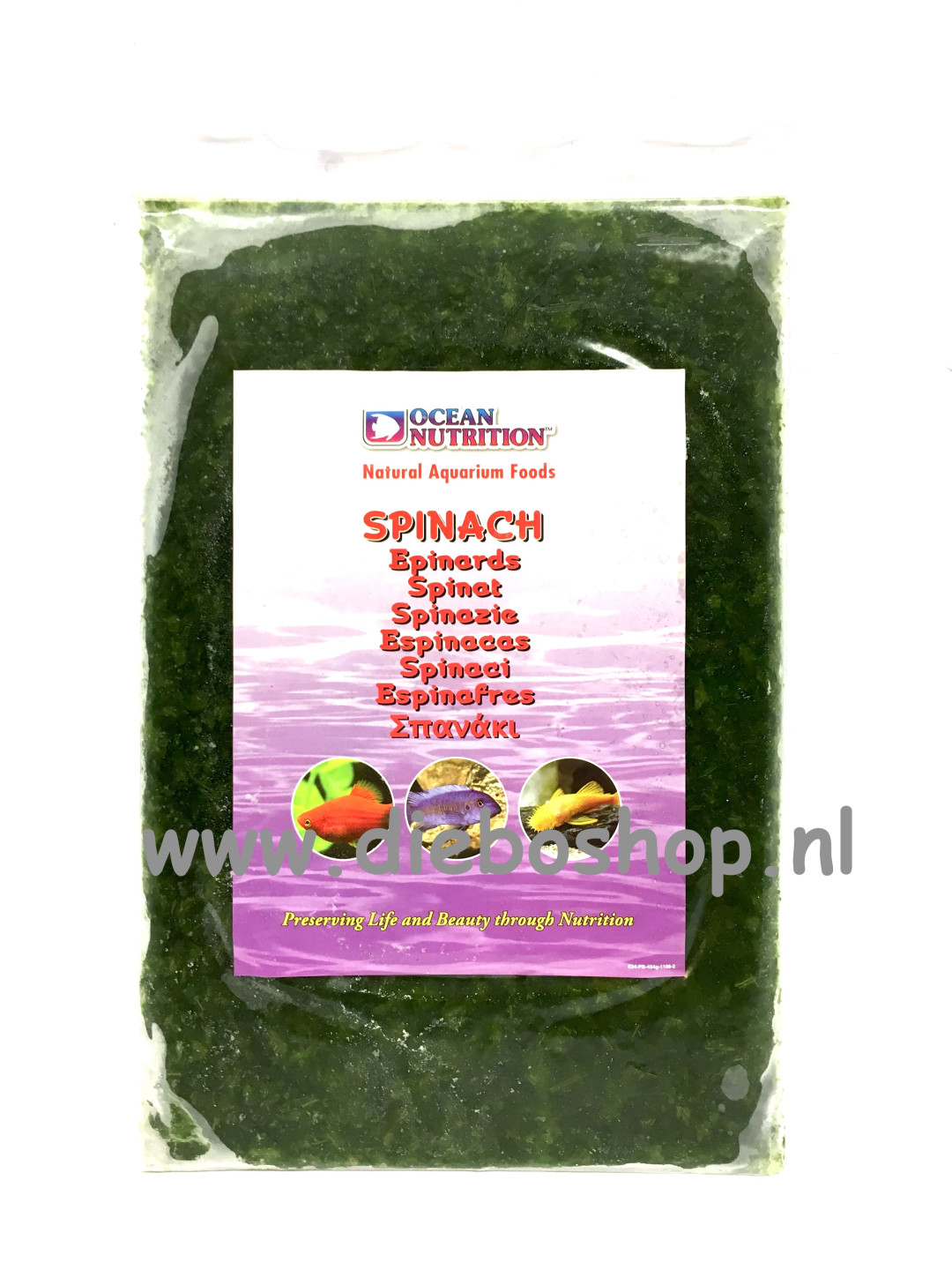 On Flatpack Spinach