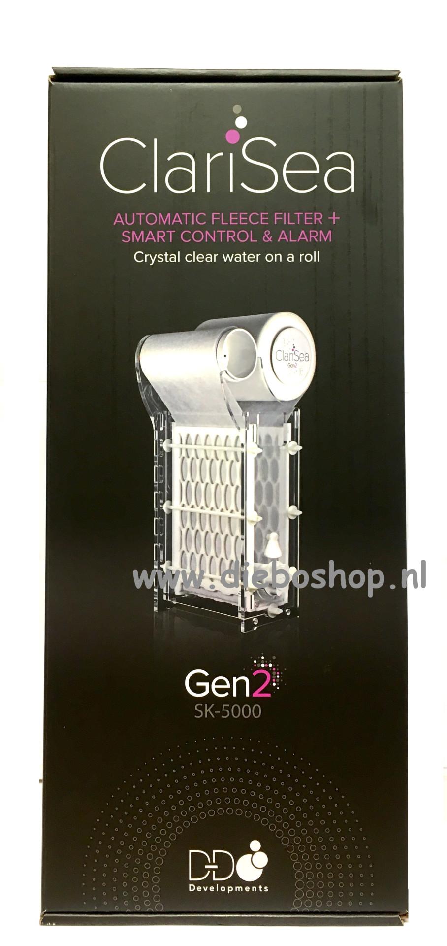 D-D Clarisea Gen 2 Sk-5000A Automatic
