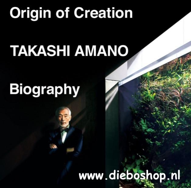 Ada Origin Of Creation - Takashi Amano