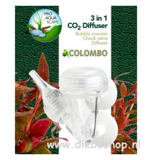 Colombo Co2 3-1 Diffusor Large