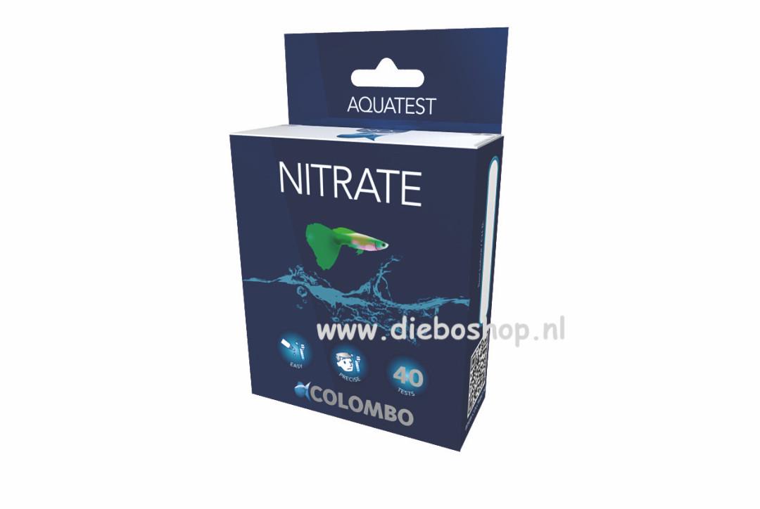 Colombo Aqua No3 Nitrate Test