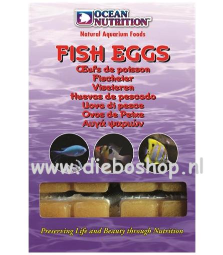 On Blister Fish Eggs