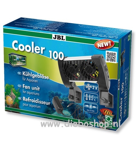 JBL Cooler 100 2 Ventilatoren