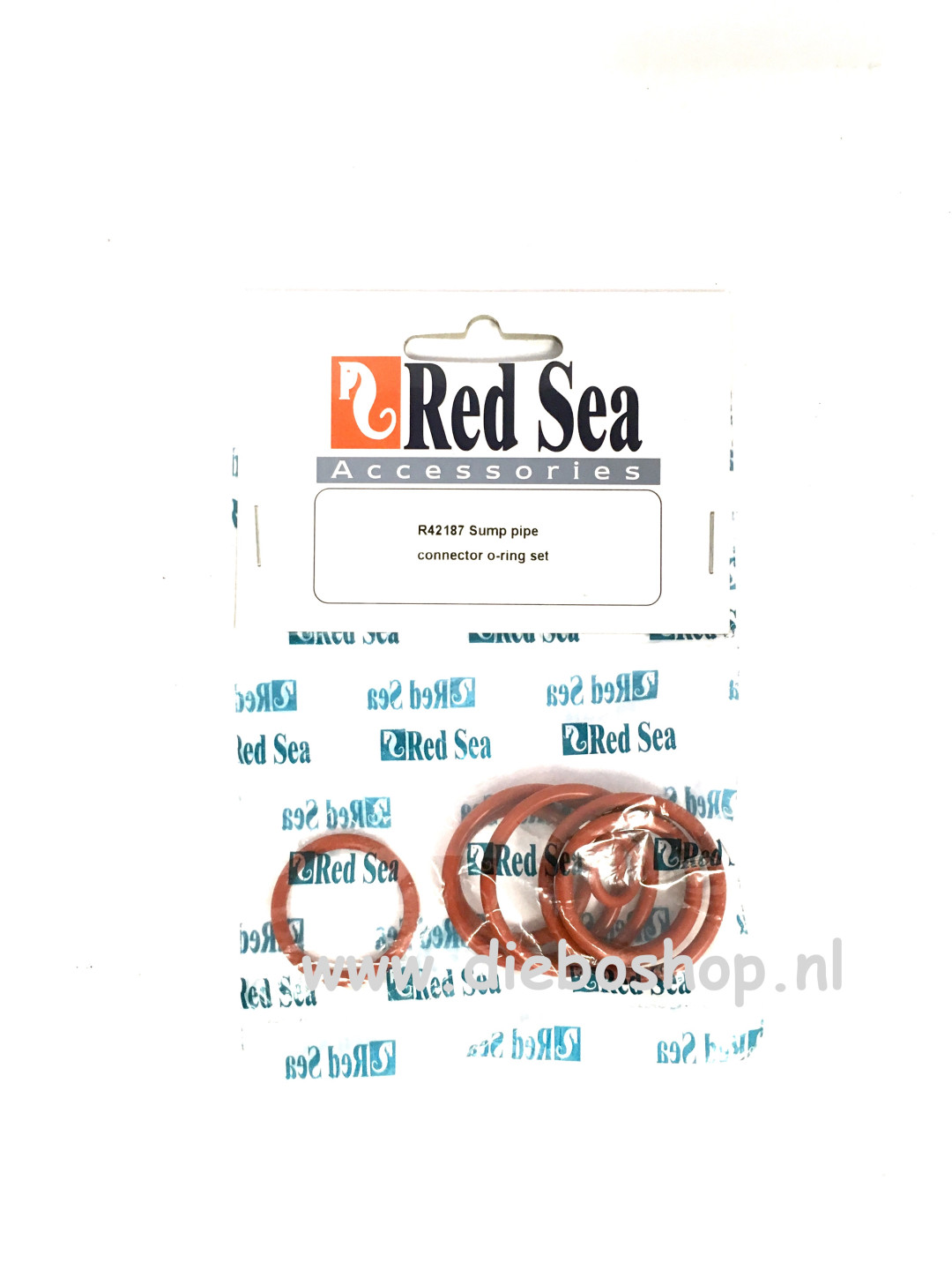 Red Sea Sump Pipe Connector O-Ring Set