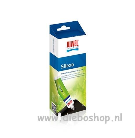 Juwel Silicone Kit Zwart