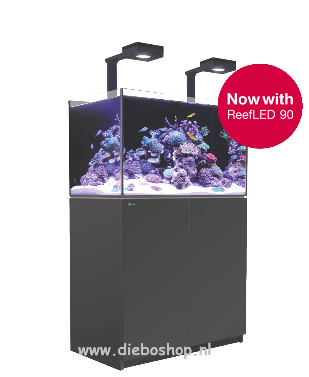 Red Sea Reefer 250 Deluxe 2x RL90