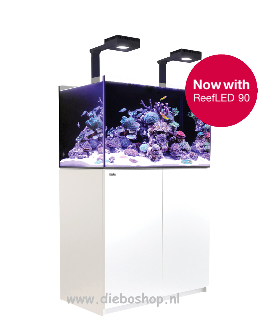 Red Sea Reefer 250 Deluxe Wit 2x RL90