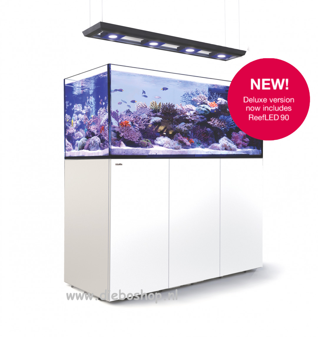 Red Sea Peninsula P650 Deluxe Wit 4x RL90