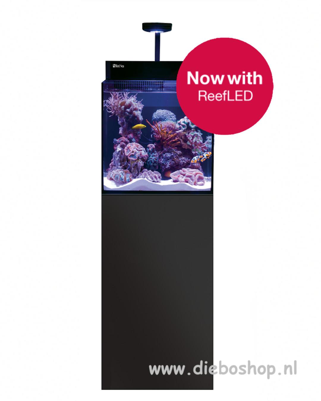 Red Sea Max Nano 1x RL50 Incl MeubelZwart