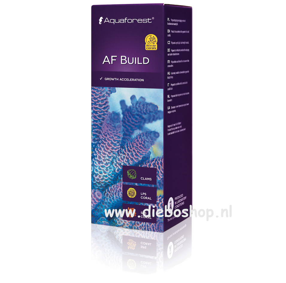 Aquaforest Af Build