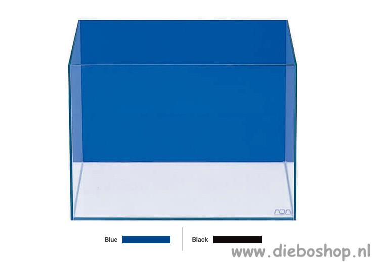 Ada Achterwand Folie Transparant Blauw