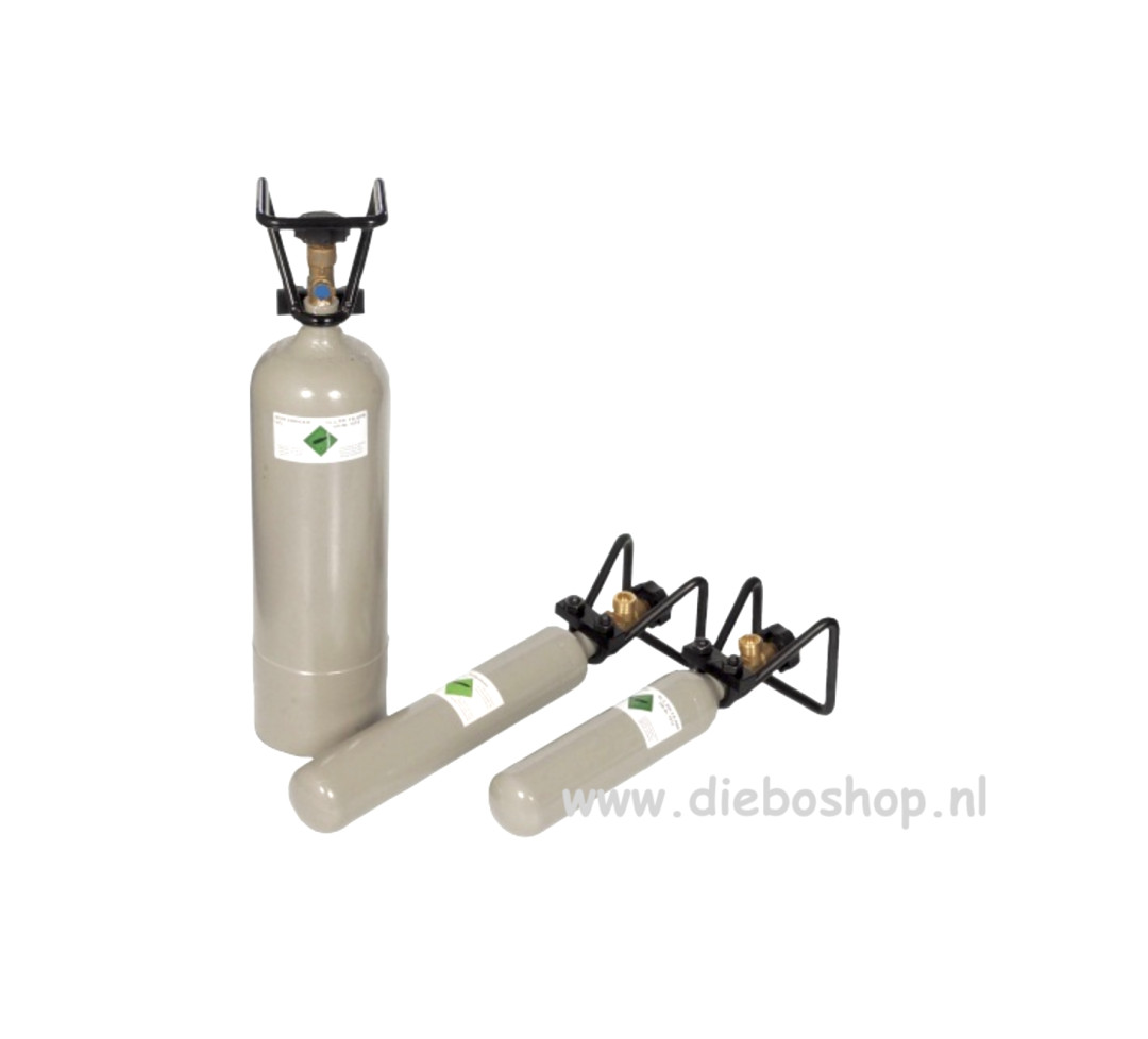 Aqua Medic Co2 Fles Incl Kooi